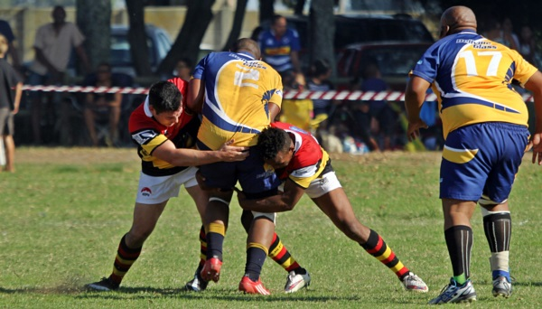 Second XV see off Belhar in style