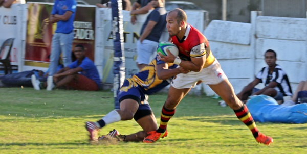 13 Tries against UWC puts us top
