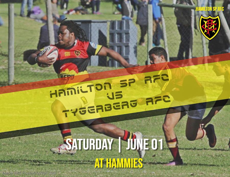 Hammies vs Tygerberg: 01 June 2019