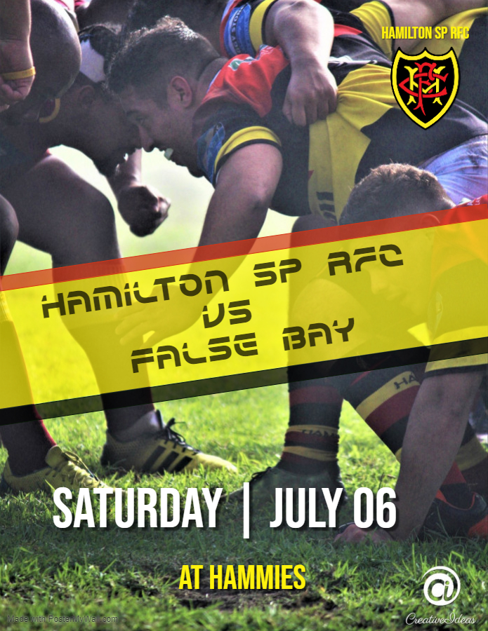 Hammies vs False Bay: 06 July 2019