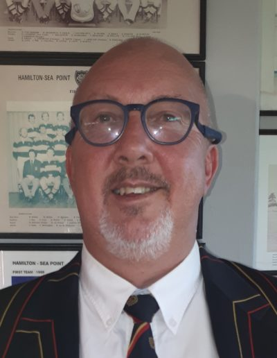 Mike Reynolds Club Chairman