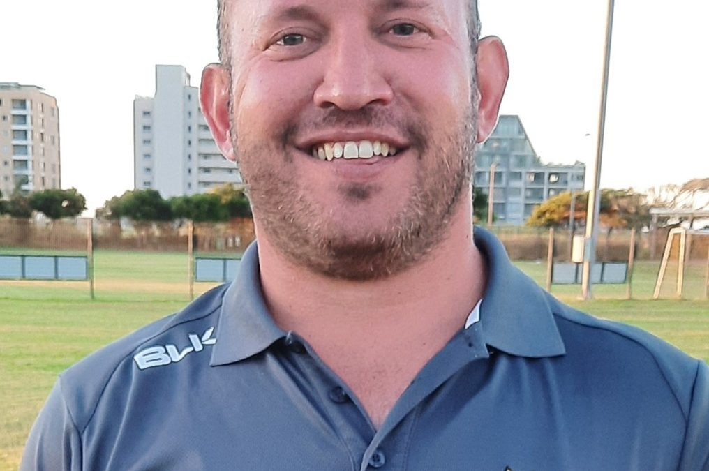 Getting to know our Coaches: Greg van Jaarsveld