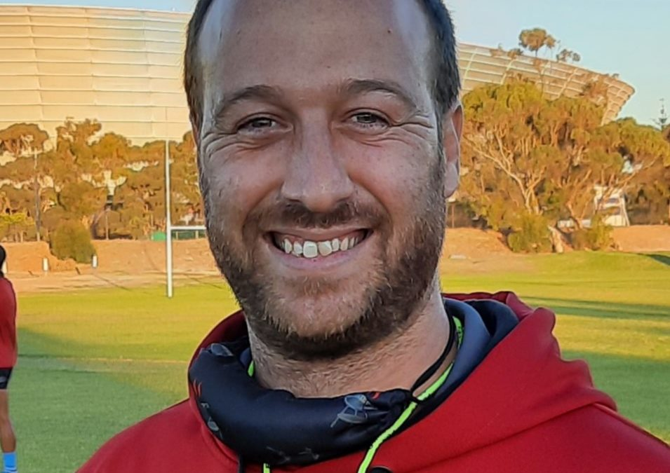 Getting to know our Coaches: Neville Bekker